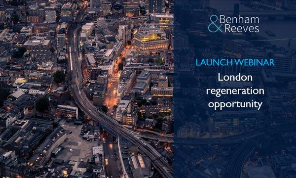 Latest London regeneration opportunity