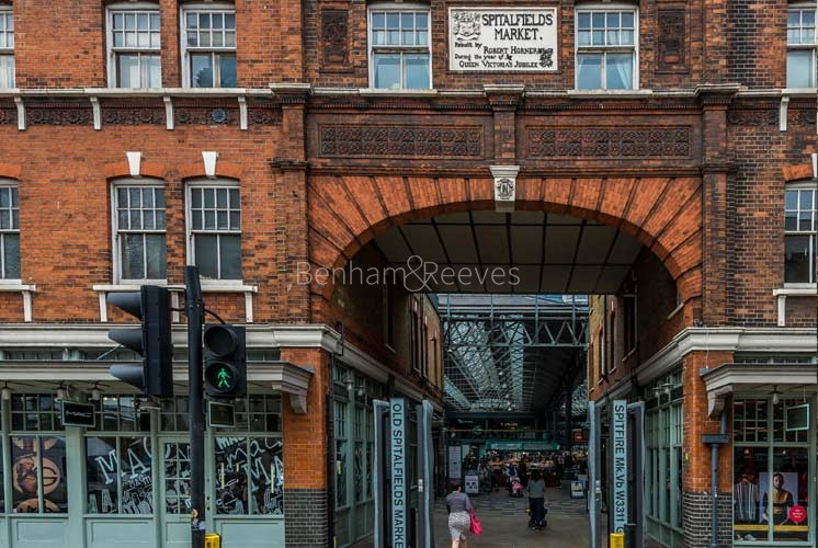 Spitalfields Area Guide - Image 1