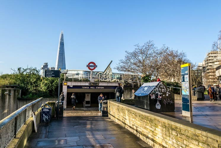 Tower Hill Area Guide - Image 1