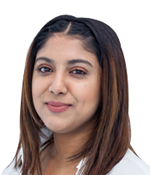 Maria Farhana, Surrey Quays Lettings Coordinator, Benham & Reeves Lettings