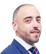 Simon Sobeh, Wapping Assistant Manager, Benham & Reeves Lettings
