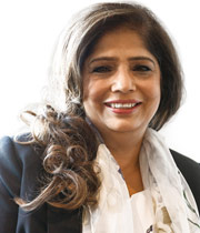 Anita Mehra, Managing Director, Benham & Reeves Lettings