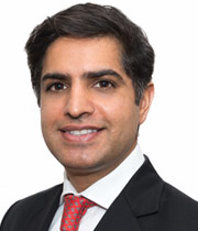 Vidhur Mehra, Finance Director, Benham & Reeves Lettings