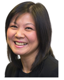 Ling Chen, Accountant, Benham & Reeves Lettings