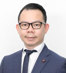 Melvin Koh, Malaysia Country Manager, Benham & Reeves Lettings