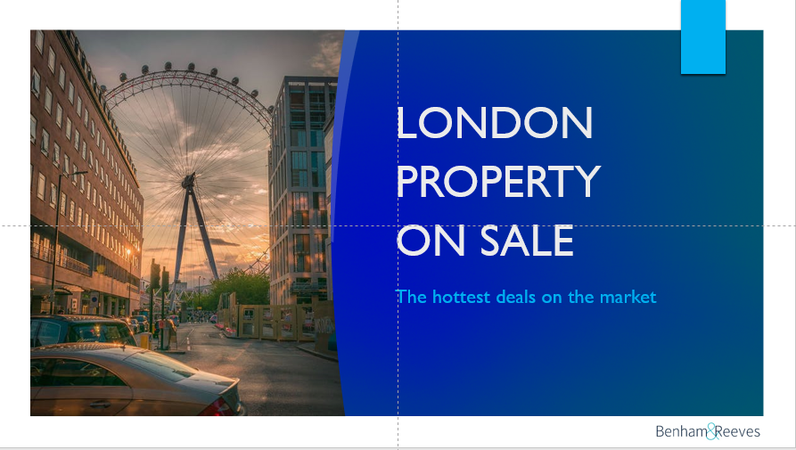 London Property On Sale: The Hottest Deals On The Market