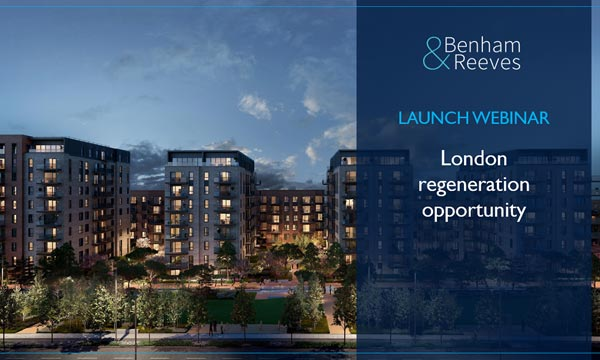 Latest London regeneration opportunity