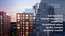 Get tips from industry experts to maximise investment return on London property market