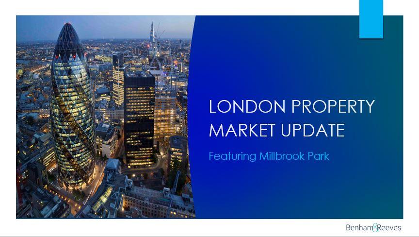 London Rental Market Update, featuring Millbrook Park