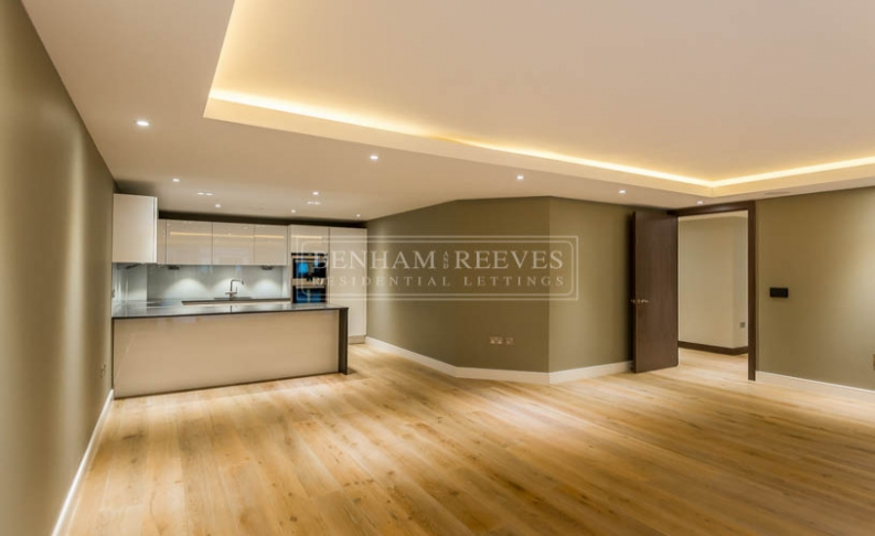 2 bedroom(s) flat to rent in Regatta Lane, Fuhlam Reach, W6-image 1
