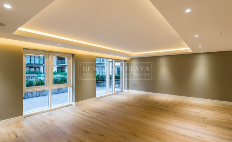 2 bedroom(s) flat to rent in Regatta Lane, Fuhlam Reach, W6-image 2