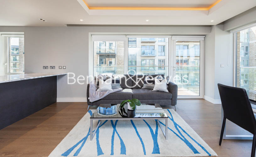 2 bedroom(s) flat to rent in Fulham Reach, Hammermsith, W6-image 1