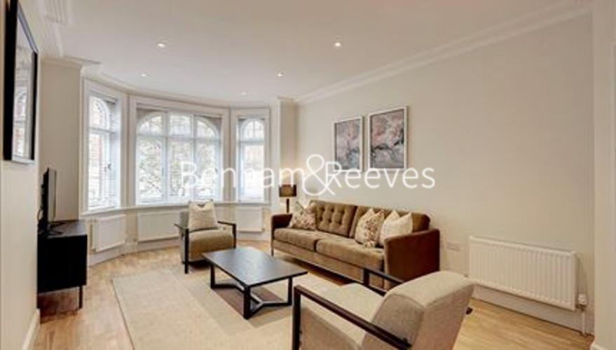 1 bedroom(s) flat to rent in Hamlet Gardens, Ravenscourt Park, W6-image 1