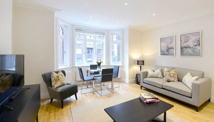 2 bedroom(s) flat to rent in Hamlet Gardens, Ravenscourt Park, W6-image 1