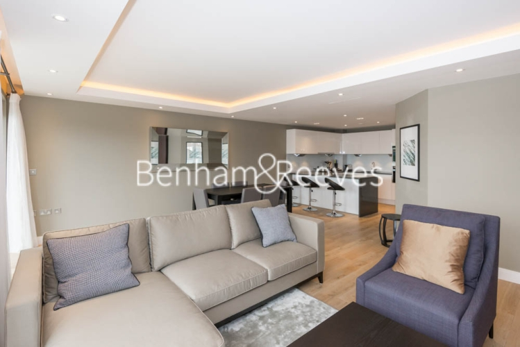 2 bedroom(s) flat to rent in Chancellor Road, Hammersmith, W6-image 1