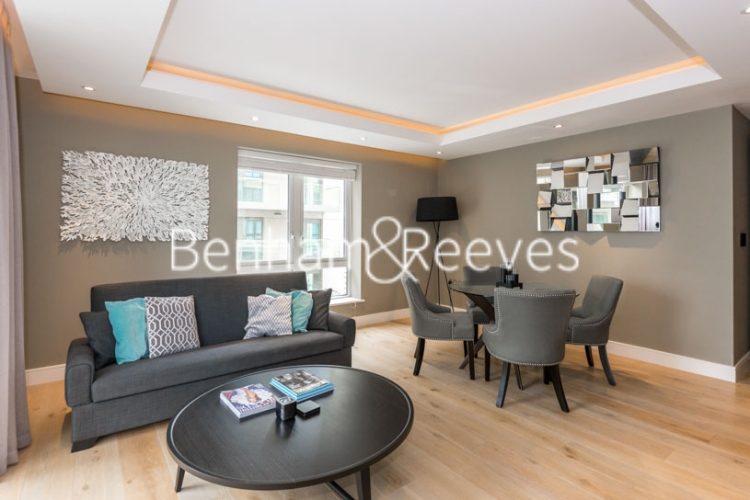 2 bedroom(s) flat to rent in Distillery Wharf, Fulham Reach, W6-image 1
