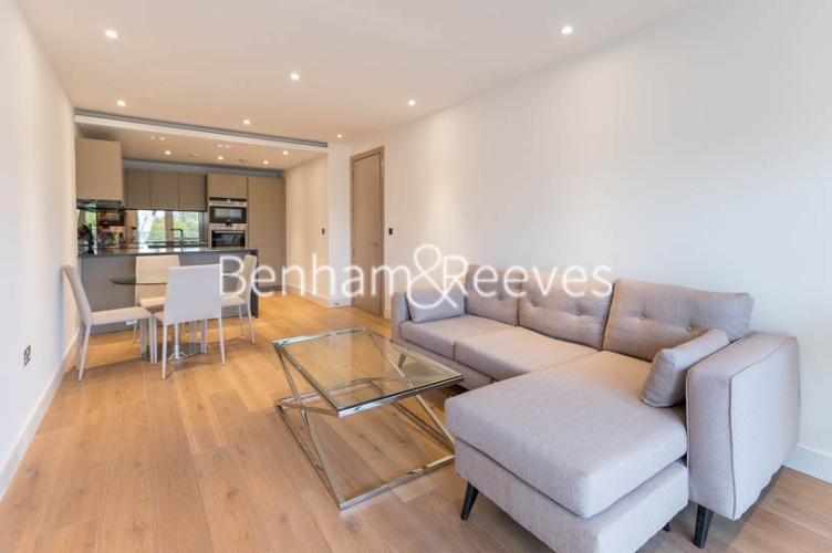 1 bedroom(s) flat to rent in Faulkner House, Fulham Reach, W6-image 1