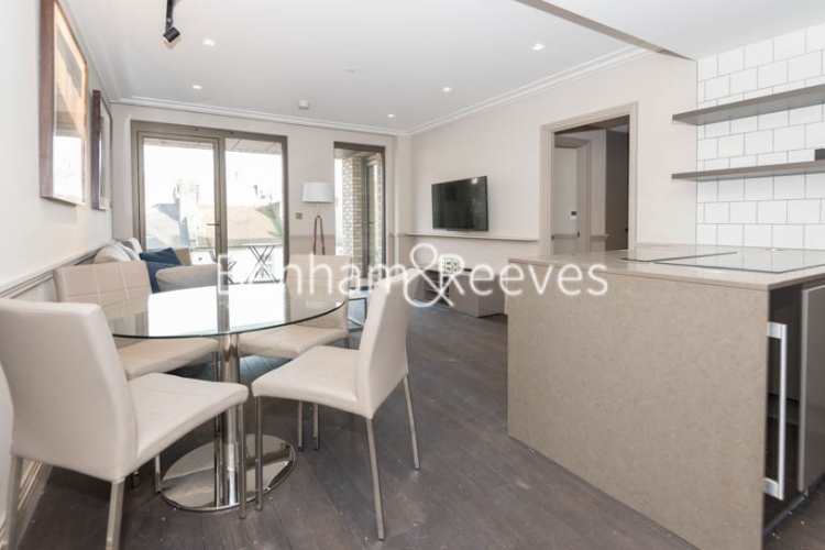1 bedroom(s) flat to rent in Queens Wharf, Hammersmith, W6-image 3