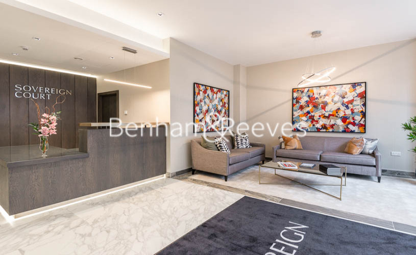 2 bedroom(s) flat to rent in Lancaster House, Sovereign Court, Hammersmith, W6-image 15
