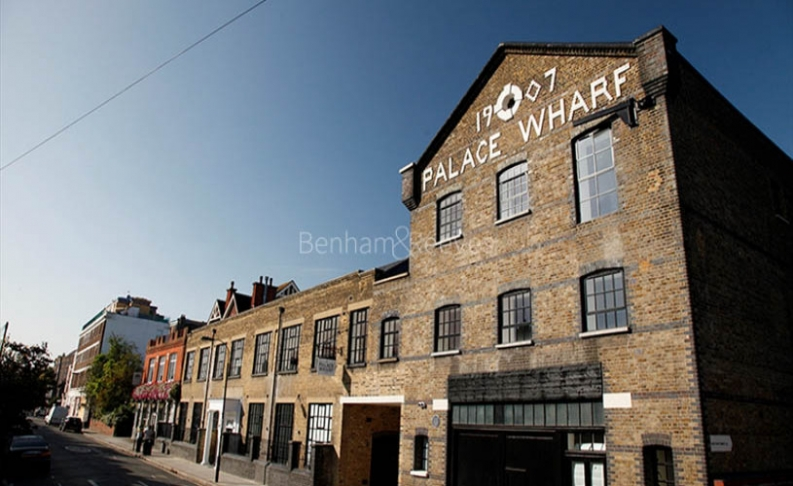 2 bedroom(s) flat to rent in Palace Wharf, Hammersmith, W6-image 9