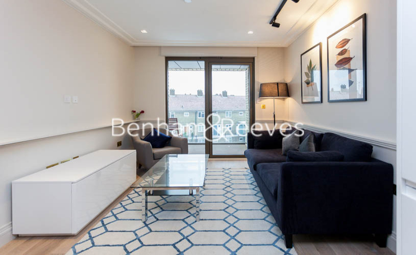 1 bedroom(s) flat to rent in Queens Wharf, Hammersmith, W6-image 1