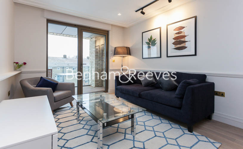 1 bedroom(s) flat to rent in Queens Wharf, Hammersmith, W6-image 8