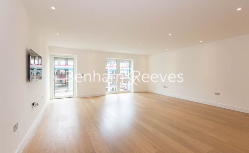 3 bedroom(s) flat to rent in Fulham Reach, Hammersmith, W6-image 1