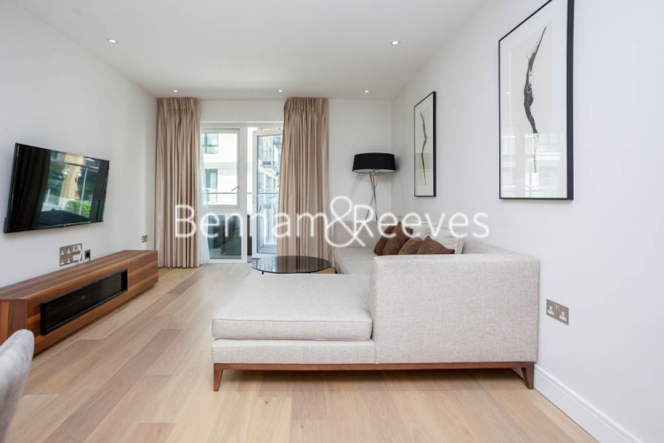 1 bedroom(s) flat to rent in Fulham Reach, Hammersmith, W6-image 1