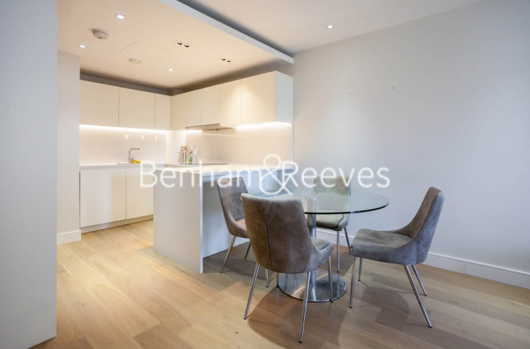 1 bedroom(s) flat to rent in Fulham Reach, Hammersmith, W6-image 2