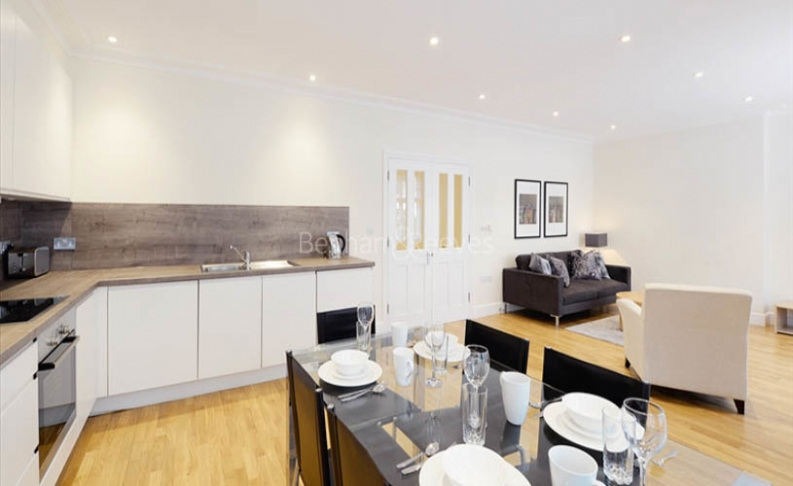 2 bedroom(s) flat to rent in Hamlet Gardens, Hammersmith, W6-image 1