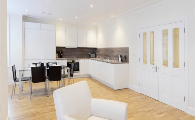 2 bedroom(s) flat to rent in Hamlet Gardens, Hammersmith, W6-image 2