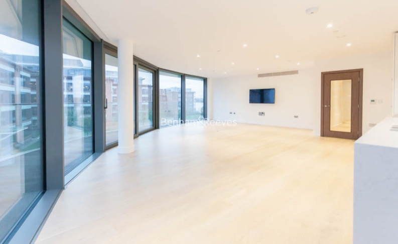 2 bedroom(s) flat to rent in Hamilton House, Fulham Reach, W6-image 1