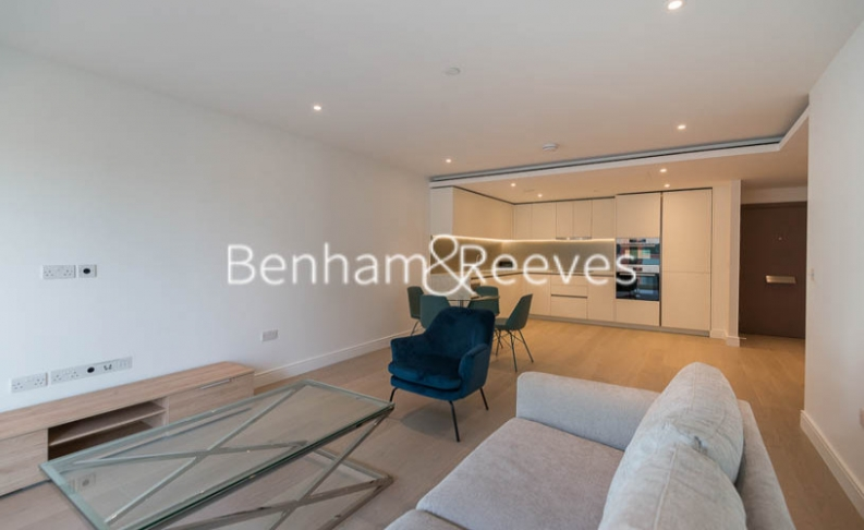 2 bedroom(s) flat to rent in Fulham Reach, Hammersmith,W6-image 1