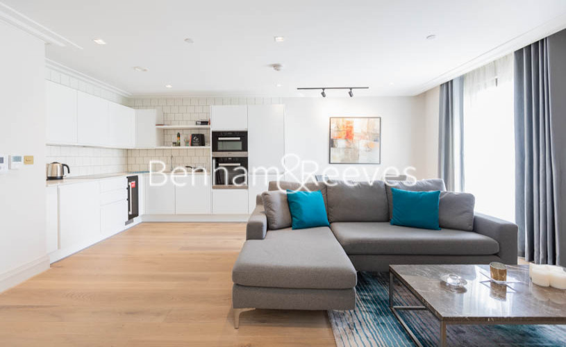 1 bedroom(s) flat to rent in Queens Wharf, Hammermsith, W6-image 1