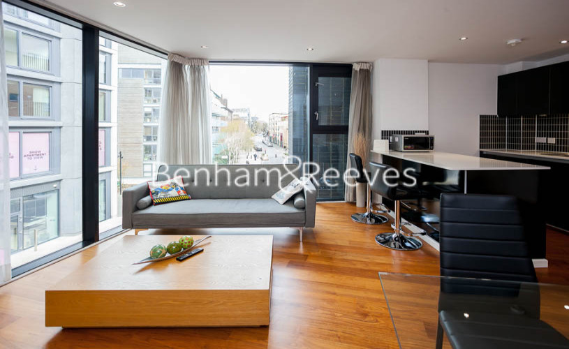 1 bedroom(s) flat to rent in Nile Street, Hoxton, N1-image 1