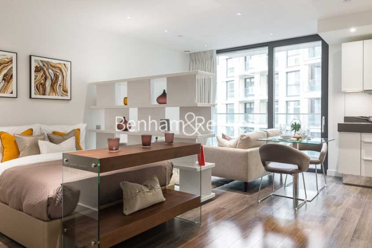 Studio flat to rent in Canter Way, Tower Hill, E1-image 3