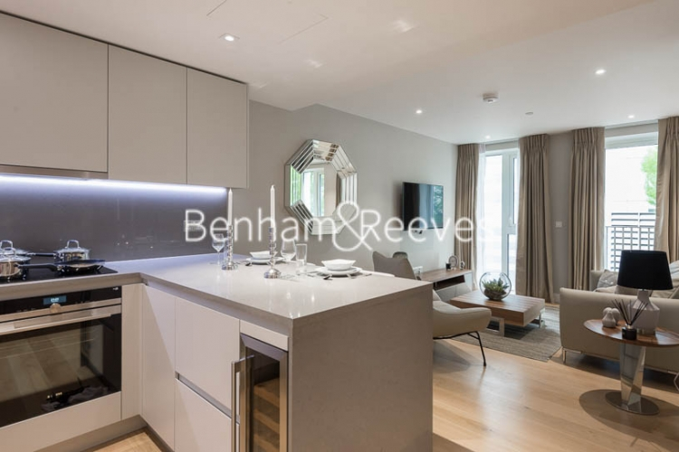 1 bedroom(s) flat to rent in Ariel House, London Dock, Wapping, E1W-image 2