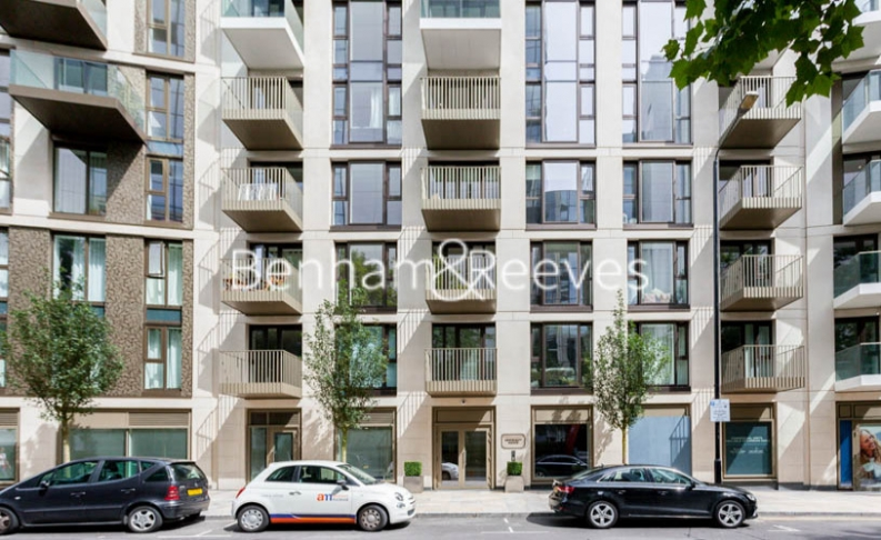1 bedroom(s) flat to rent in Admiralty House, London Dock, Vaughan Way, E1W-image 10