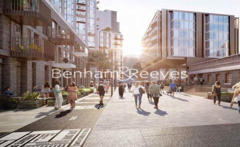 1 bedroom(s) flat to rent in Admiralty House, London Dock, Vaughan Way, E1W-image 11