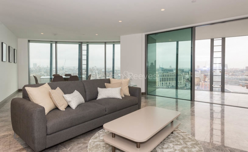3 bedroom(s) flat to rent in One Blackfriars, Wapping, SE1-image 2