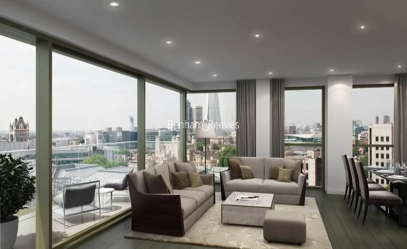 2 bedroom(s) flat to rent in Rosemary Place, Royal Mint Gardens, E1-image 1