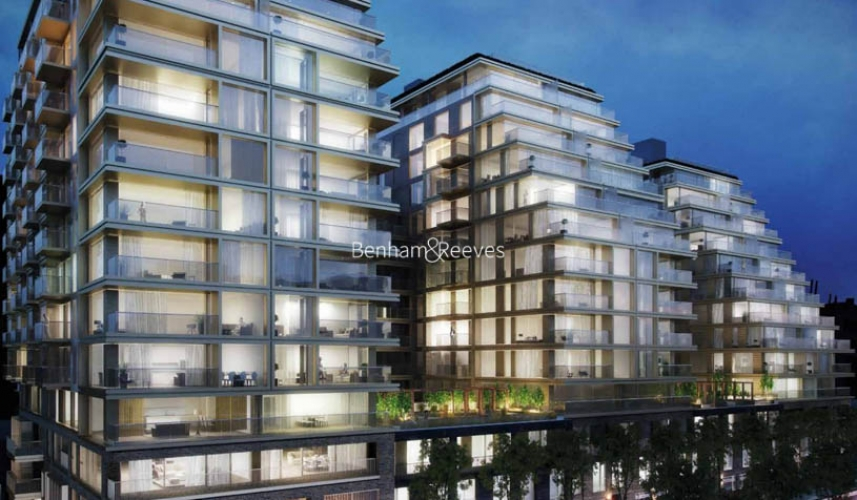 Studio flat to rent in Rosemary Building, Royal Mint Gardens, E1-image 19