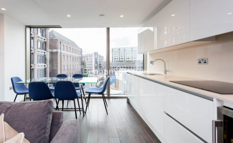 2 bedroom(s) flat to rent in Rosemary Place, Royal Mint Gardens, E1-image 2