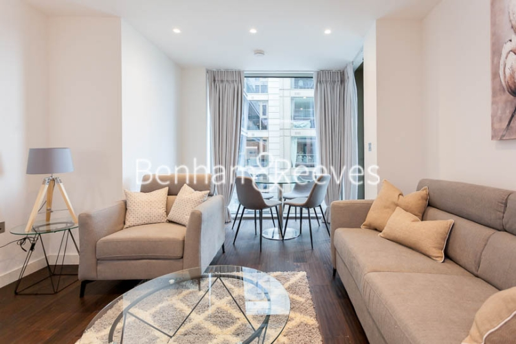 1 bedroom(s) flat to rent in Rosemary Place, Royal Mint Gardens, E1-image 1
