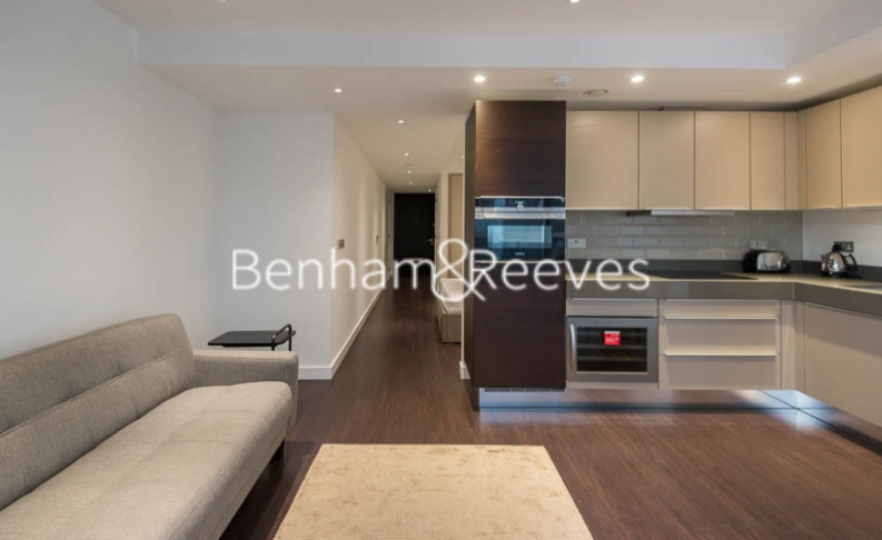 Studio flat to rent in Meranti House, Goodmans Fields, Alie Street, E1-image 1