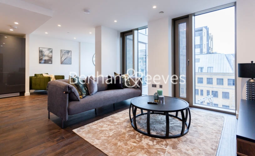 1 bedroom(s) flat to rent in Lavender Place, Royal Mint Gardens, E1-image 1