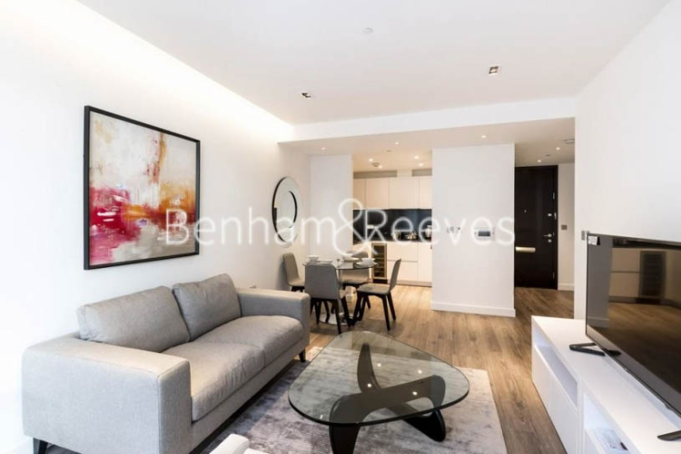 1 bedroom(s) flat to rent in Satin House, Goodmans Fields, Canter Way, E1-image 1