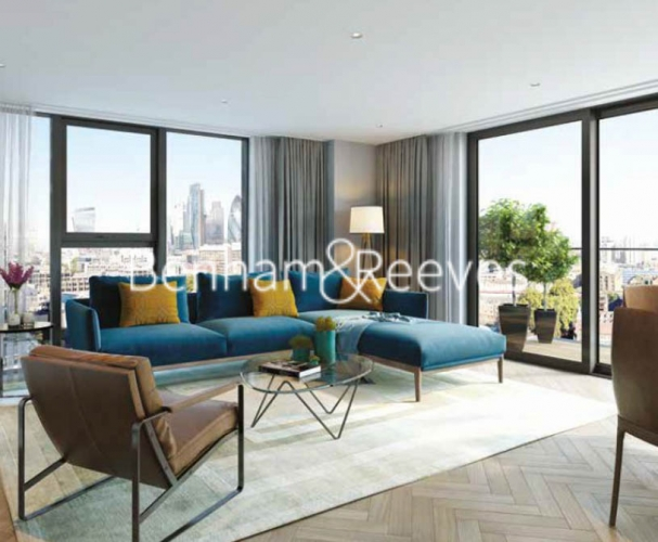 2 bedroom(s) flat to rent in Cashmere Wharf, London Dock, E1W-image 1