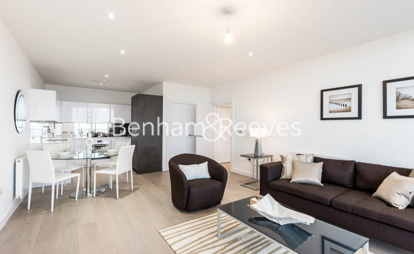2 bedroom(s) flat to rent in River Gardens Walk, Greenwich, SE10-image 1