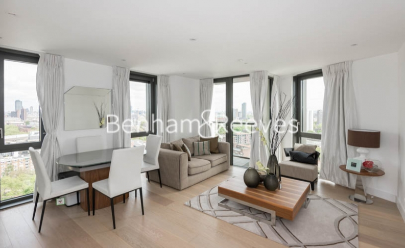 2 bedroom(s) flat to rent in Black Prince Road, Vauxhall, SE1-image 1